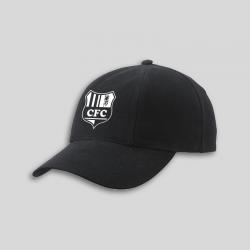 CFC Base Cap schwarz