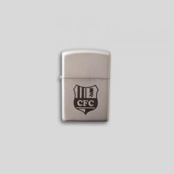 Elektrofeuerzeug silber