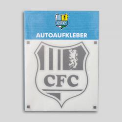 Autoaufkleber CFC 20cm silber
