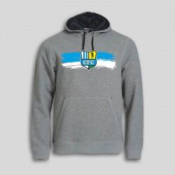 Kapuzen-Sweatshirt mit Logo...