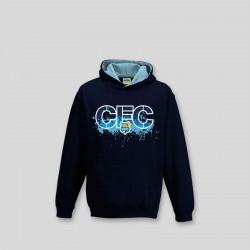 CFC Jungs Kapuzensweat