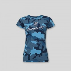 CFC T-Shirt Camouflage Damen