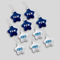 CFC Weihnachtssterne 10er Set
