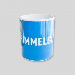 Tasse Himmelblau