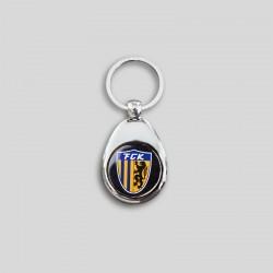 Schlüsselanhänger FCK mit...