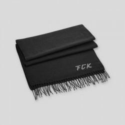 Schal schwarz FCK